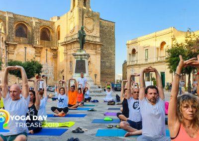 Yoga day tricase 2019