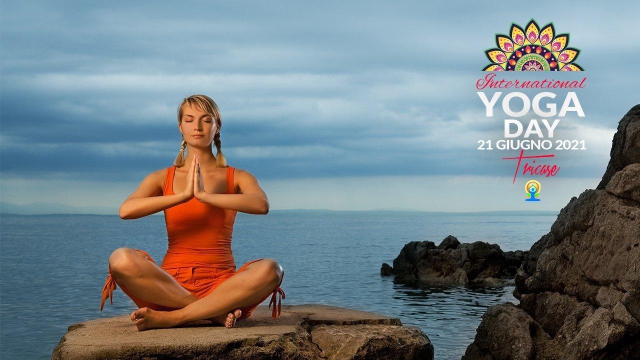 Yoga Day Tricase 2021